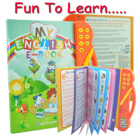 Early English E- Book Educational Learning Toys For Children Kids