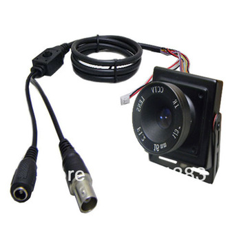 HD 700TVL Sony CCD Effio-P 960H 16mm Lens Mini CCTV Security FPV Color Camera WDR OSD 3D-DNR HLC