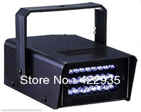 1pc ,24LED Flash Party Disco Mini Strobe stage Light DJ Lighting 4 color for Choice ,Dropshipping+ Free Shipping