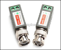 CCTV Passive With PCB Design Interference Rejection and Surge Protection UTP Video Balun KA2VB19