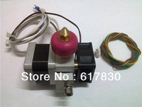Free shipping New 0.4mm/0.3mm/0.2mm Nozzle Extruder Print Head for 3D Printer/Tracking
