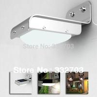 Integrated Solar Sensor Wall Light