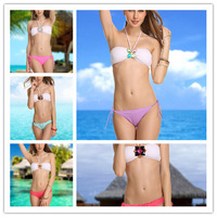 HK Post! 2013 Fashion Summer Women Hot sexy swimwear bikini set bathing suit for Women beach swimsuit  #1084