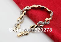Free Shipping Fashion Jewelry  Charming Bracelet bangle Good quality wheatear bracelet