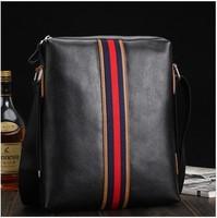 Hot, Louis Wayne brand men bag, high quality leather business casual shoulder messenger bag factory direct, free shipping