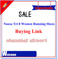 Wholesale Noosa Tri 8 Womens Running Shoes,Sports Shoes With New Tag  Free shipping 36-39