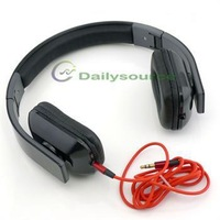 High Quality Stereo Headphones Earphone Headset For DJ PSP MP3 PC Fold in Blacks Free Shipping