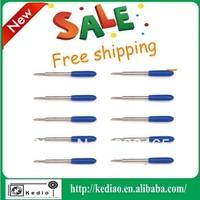 Free shipping ! 30/45/60 degree roland plotter blade ,vinyl blade,plotter cutter blade