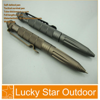 Multi pen Laix B2 Tactical Defense Portable Survival Pen 3 design Writing& Defend Tool 6061-T6 Aviation Aluminum Freeshipping