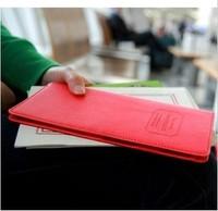 Women's wallets leather wallet women case documents Rivet credit card clutch wallet women fashion designer 2013