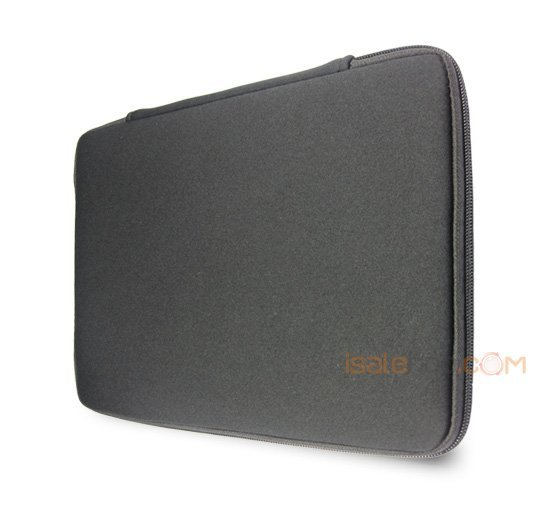 "Free Shipping 10"" 12"" 13"" 14"" 15"" 17"" Plain Black Laptop Notebook Sleeve Bag Waterproof Sleeve Case in Computers Tablets, EP004(China (Mainland))"