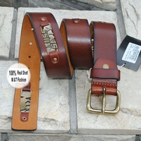 New 2013 100% Genuine Leather Women Vintage Wide belt Fashion MISS Brand belts For Girls' dresses Female Strap Cinto WBT0009