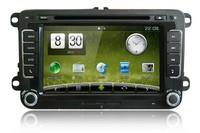 VW Magotan/GOLF/PASSAT/POLO/CC/Tiguan CarPad DVD;dual-core A9 1.6 G;Android 4.1;Car Pad; double system;WIFI/3G