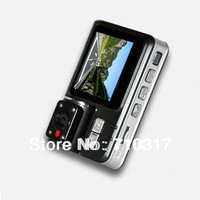 Car DVR Camera with 4 IR LED and 90 degree view angle 180 degree screen rotated Car black box Car DVR Camera Recorder