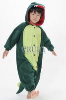Unisex Children Fashion Onesies Cosplay Costumes Animal Pajamas Christmas Gift For Kids Cartoon Cute Dinasaur Pajamas Sleepwear