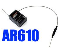 6CH AR610 6-Channel  Aircraft Receiver AR6210 AR600