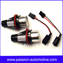 No Error 10W each Pair LED Marker Angel Eyes for bmw e39 e60 e61 e63 e64 e65 e66 e87 e53 X5(China (Mainland))