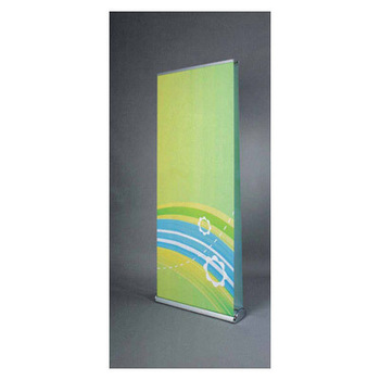 Banner stand / roll up / trade show product / Exhibition equipment / promotion / display / Double Banner Stand