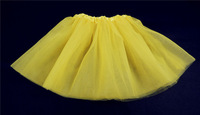 Baby Petti Tutu,girls tutu ballet skirt,fluffy tutu skirt mix colors in one skirt
