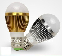 2 pcs/lot E27/E14 9W/12W/15W Dimmable Bubble Ball Bulb AC85-265V LED Light lamp free shipping