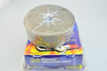 universal 10 meter exhaust insulating warp, exhaust pipe wrap