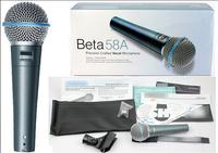 Free Shipping  BETA58A  good sound Handheld Karaoke music instrument Microphone