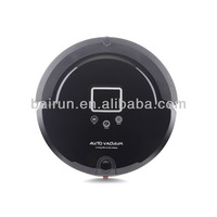 (Free To Ukraine) Multifunction Robotic Auto Vacuum Cleaner Remote Control LCD Touch Screen