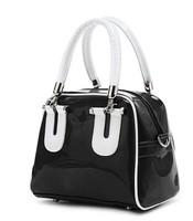2014 Fashion Patent Leather Women's Handbag Candy Color Japanned Leather Bag Cross-body Messenger Bag