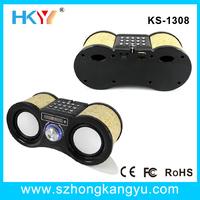 Mini active audio speaker Music speaker box speaker system sound audio