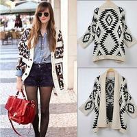 ON SALE! Oversized Open Front Loose Sweater Wrap Cape Cardigan Outwear  3742j