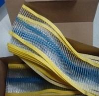 Free Shipping 200PCS 1/4W Watt 240 ohm 240R Metal Film Resistor 0.25W 1% ROHS