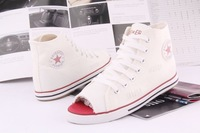 Newest Free Shipping New style, high style low style fashion Shoes Women's Canvas Shoes