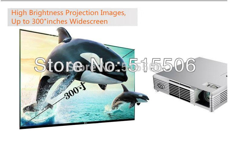 Проектор Other led dlp/350 3D dlp proyector S-503D jjc dlp 3