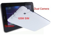 7 inch tablet pc 2g sim card slot phone call Android 4.0 Allwinner A13  512mb  RAM 8GB Bluetooth WiFi Capacitance Screen