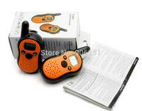 Free shipping!2pcs gift packing  Walkie Talkie Toy 2 Way Radio TL-2101