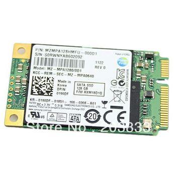 S a m s u n g 128GB SSD MSATA PCI-E SSD HARD DRIVE MZMPA128HMFU-000D1 PC014