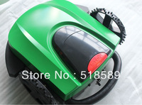 robot lawn mower 2013 with LED display ,Auto Cuting Grass,Sale by Factory
