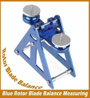 Rotor Balance Test For Align T-REX ~All Aluminium ~ Blue