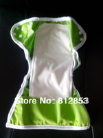 FEDEX free shipping(100pcs/lot)baby cloth diaper nappy cover  PUL waterpoof double gusset