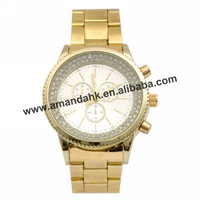 55pcs/lot,New Arrivals Women metal Watches,GENEVA Steel belt Watches,Fashion lady Gift Watch,