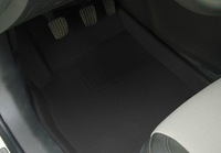 Car foot mat for Nissan Qashqai step mat, auto foot mat, free shipping, three colors , left hand drive ONLY!