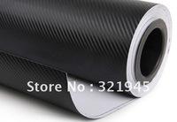 50cm x127cm 3D Carbon Fibre Car sticker Vinyl Various Colours Sheet for all car