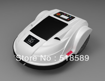 2013 Automatic Robot Lawn Mower with the function for setting moving schedule