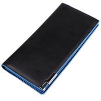2014 New Genuine leather men wallet fashion designer man purse soft cowskin Zipper Coin Wallet Free shipping wholesale