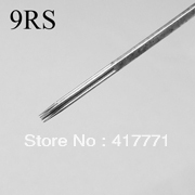 50pcs/box 9RS Sterilized tattoo needle needles free shipping Tattoo Supplies