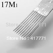 17M1 tattoo needle 50pcs/box free shipping,sterilized  Magnum tattoo needle supplie wholesale