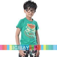 Big Boy Tracksuits Free Shipping New Boy Sports Wear 2014 Summer Shorts Sets Kids Clothing Set K0521