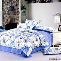 Authentic home textile cotton twill cotton reactive printing bedding sheets 4 is han edition bed is tasted special offer