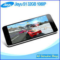 In Stock!! Jiayu S1 5inch 2GB ROM 32GB ROM Snapdragon APQ600 Quad Core 1.7GHz GSM/WCDMA 1920x1080Pixels 13MP