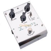 Biyang ToneFancier Series  Guitar Bass Effects Pedal X Drive Distortion OD-8 True Bypass